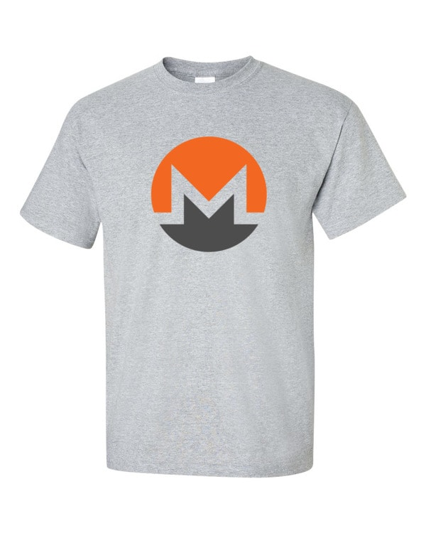 Favori Monero T Shirt | Monero Apparel MI39