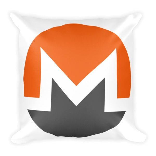mockup deade6a8 600x600 - Monero Pillow