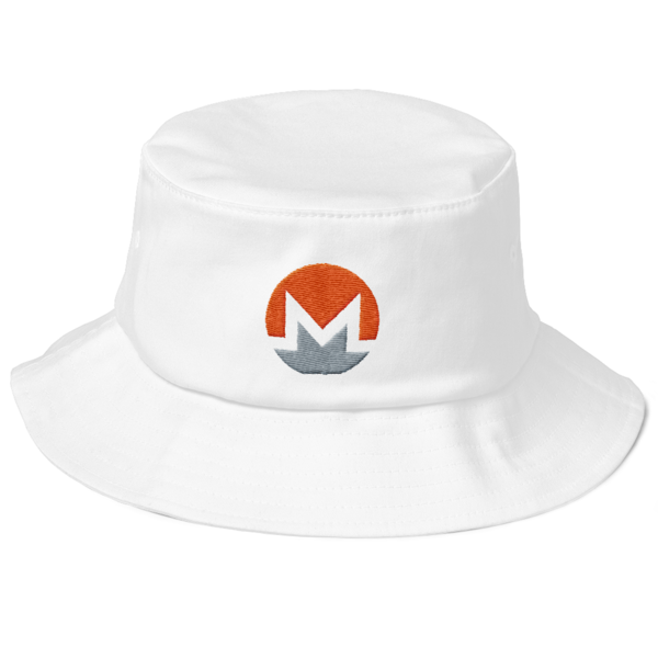 Monero Hat Fisherman's Bucket Hat Monero Apparel