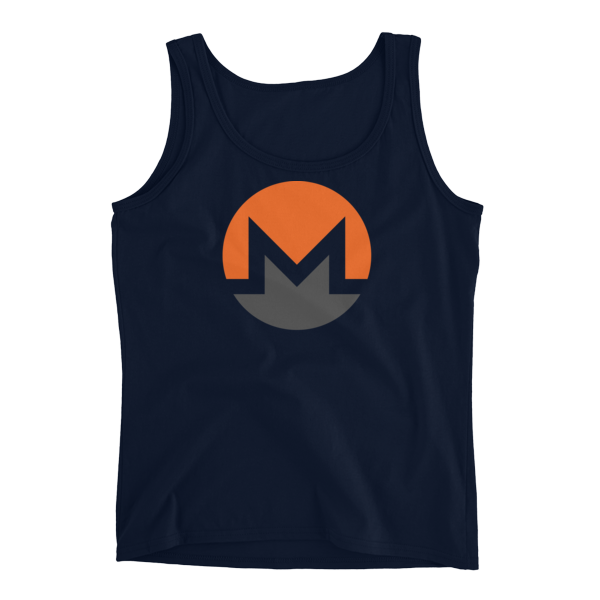 mockup 3a620b61 600x600 - Monero Ladies' Tank