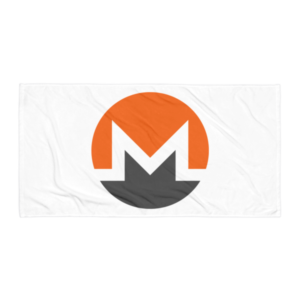 mockup 98125264 300x300 - Monero Towel