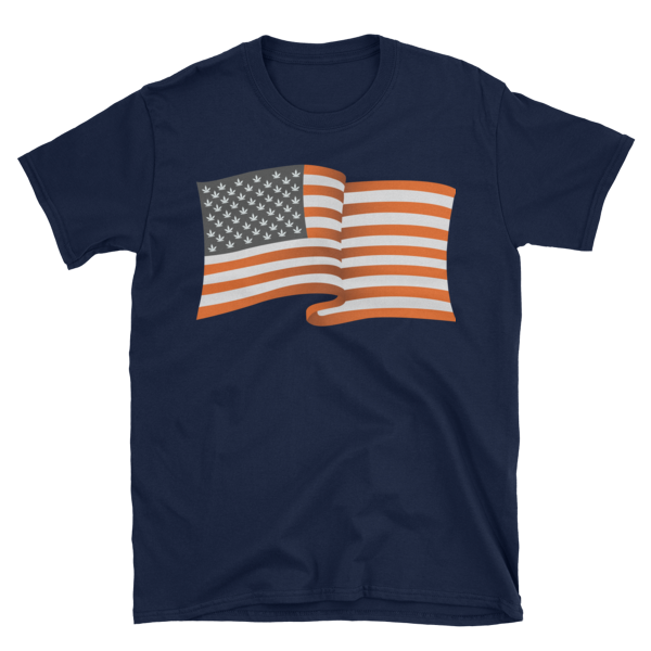 Monerocan Flag T Shirt Monero Apparel