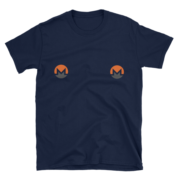 mockup bf4df6e7 600x600 - Monero Nipple T Shirt