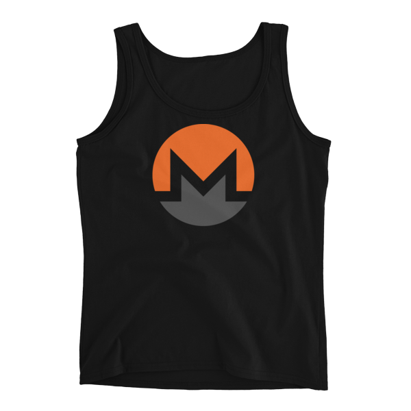 mockup c2bde6d1 600x600 - Monero Ladies' Tank
