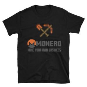 "mockup c5f8d891 300x300 - ""Mine Your Own Business"" Monero T Shirt (With Tools)"