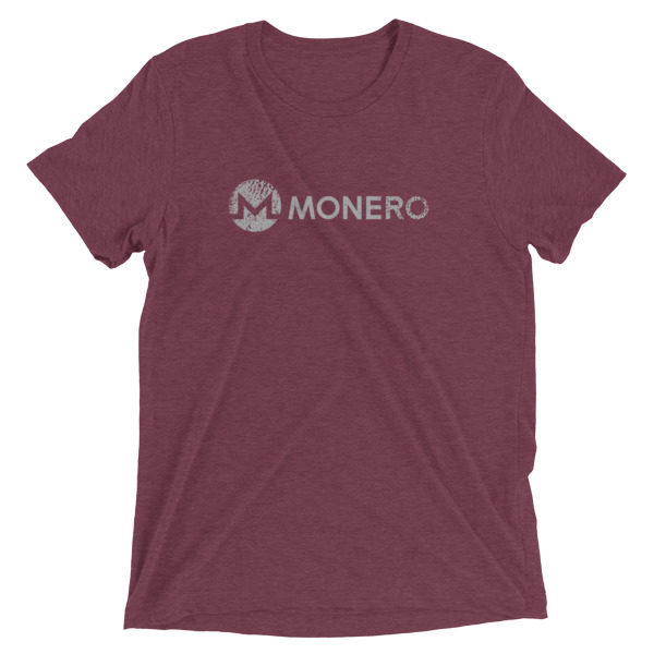 mockup 2cd7c8a9 600x600 - Vintage Triblend Monero T Shirt
