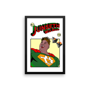 "mockup 71a16287 300x300 - Framed ""Junseth Was Right"" Poster"