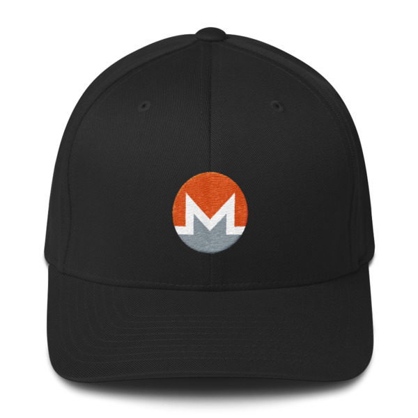 mockup 00ce893a 600x600 - Flexfix Monero Hat (White M)