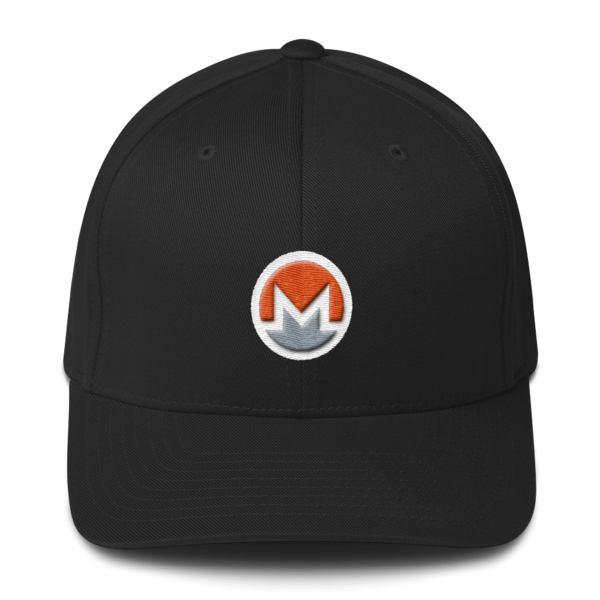 mockup 13981fca 600x600 - Flexfit Monero Hat (Logo on White)