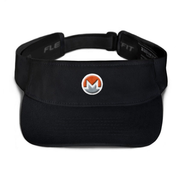 mockup 3035e4f0 600x600 - Monero Poker Visor (Logo on White)