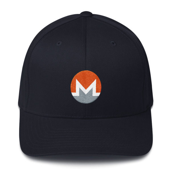 mockup 3119f61d 600x600 - Flexfix Monero Hat (White M)