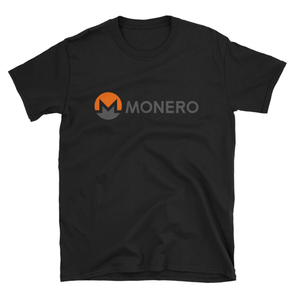 mockup 363eebc3 600x600 - Monero T-Shirt (With Text)