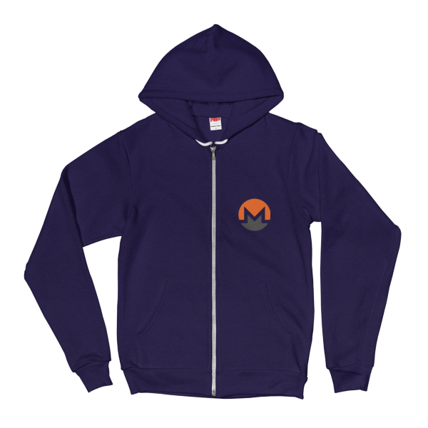 mockup 3ae2efba 600x600 - Premium Zip-Up Monero Hoodie
