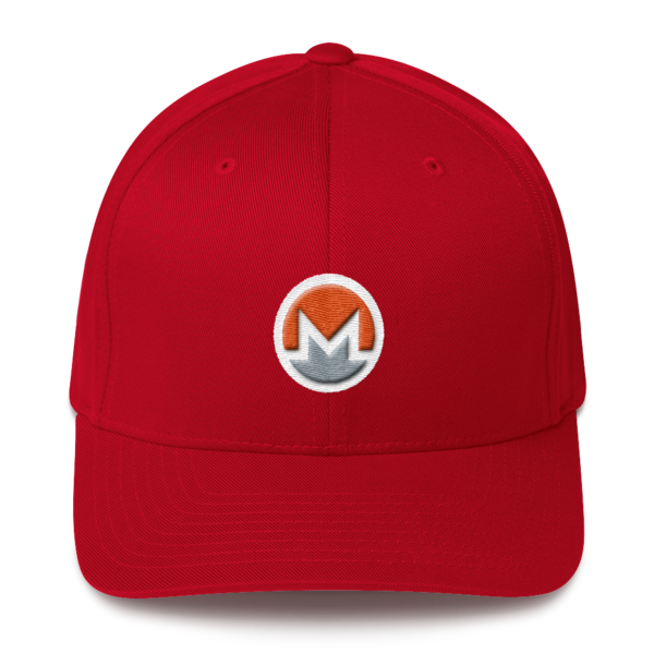 mockup 4d2d8ac9 600x600 - Flexfit Monero Hat (Logo on White)
