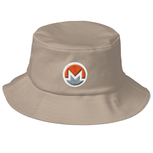 mockup 4eda10ca 600x600 - Monero Fisherman's Bucket Hat (Logo on White)