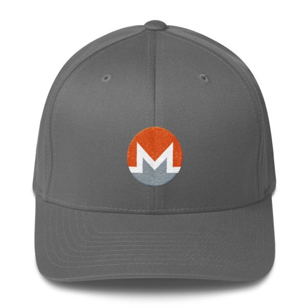 mockup 4f875651 600x600 - Flexfix Monero Hat (White M)