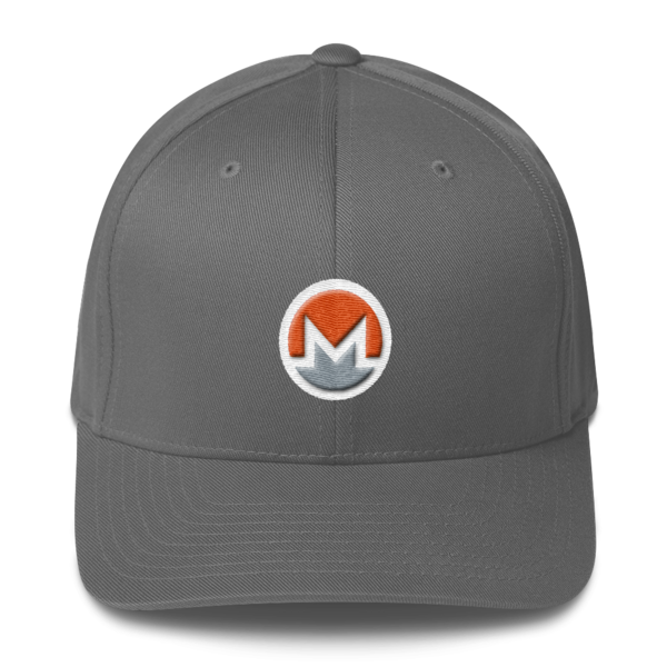 mockup a7026834 600x600 - Flexfit Monero Hat (Logo on White)