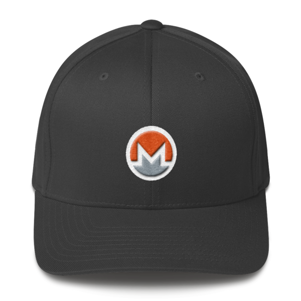 mockup ac94f8f3 600x600 - Flexfit Monero Hat (Logo on White)