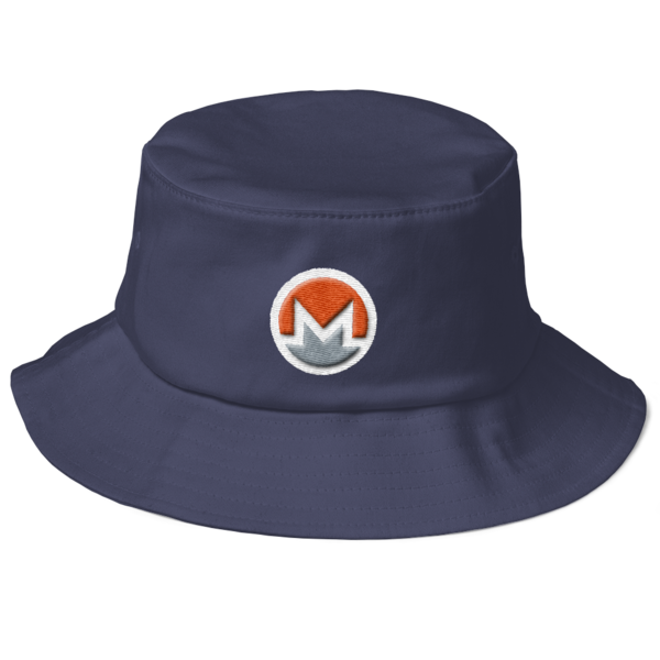 mockup ad68a306 600x600 - Monero Fisherman's Bucket Hat (Logo on White)