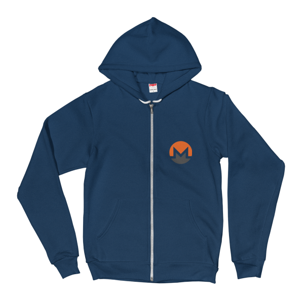 mockup b875ce29 600x600 - Premium Zip-Up Monero Hoodie