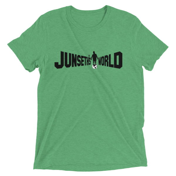 mockup dd4f53ac 600x600 - Official Premium Tri-Blend Junseth's World T-Shirt