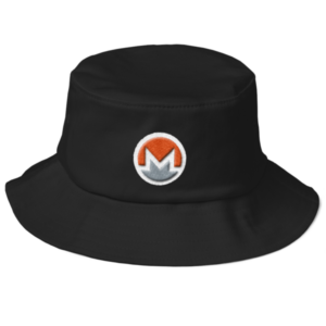 mockup f825fda0 300x300 - Monero Fisherman's Bucket Hat (Logo on White)