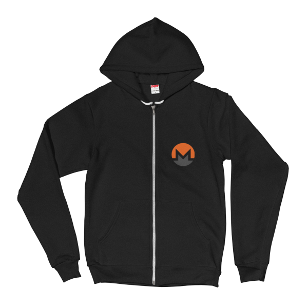 mockup f9e03bcb 600x600 - Premium Zip-Up Monero Hoodie